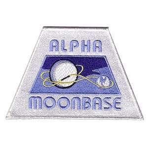 Alpha Moon Base