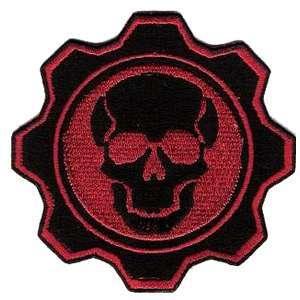 Gears of war logo 325 patch scifi geeks gears of war logo 325 patch voltagebd Choice Image