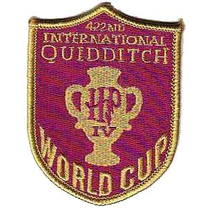 Quidditch Patches
