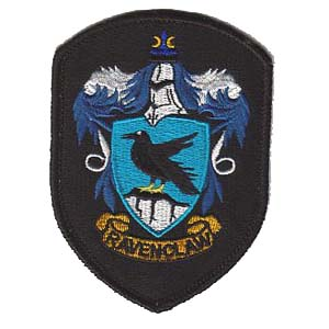 Ravenclaw Patches