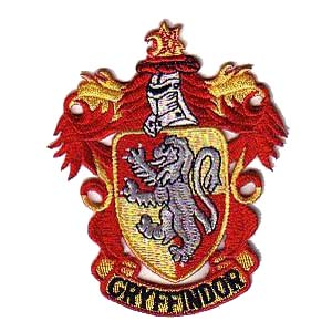 Gryffindor Patches Archives - SciFi - 51.7KB