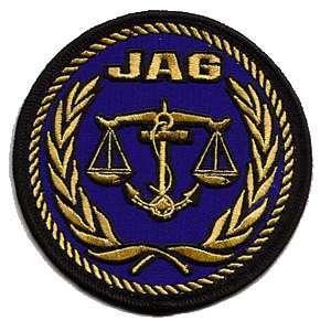 JAG - Judge Advocate General