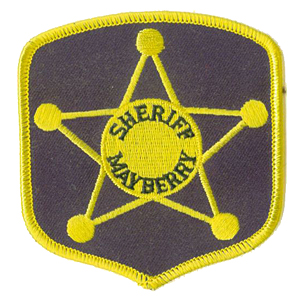 Mayberry Police - Andy Griffith
