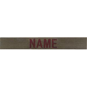 Custom Military Nametapes