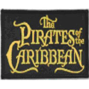I LOVE JACK POTC3 PIRATES OF THE CARIBBEAN PATCH