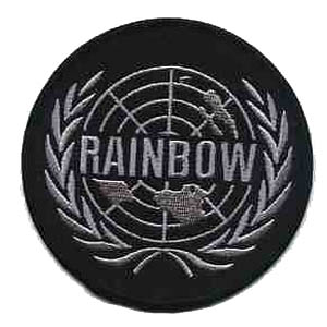 Amazon. Com: rainbow six siege tactical military embroidery patch.