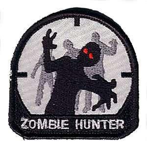 Zombie Hunter w/Hook Velcro